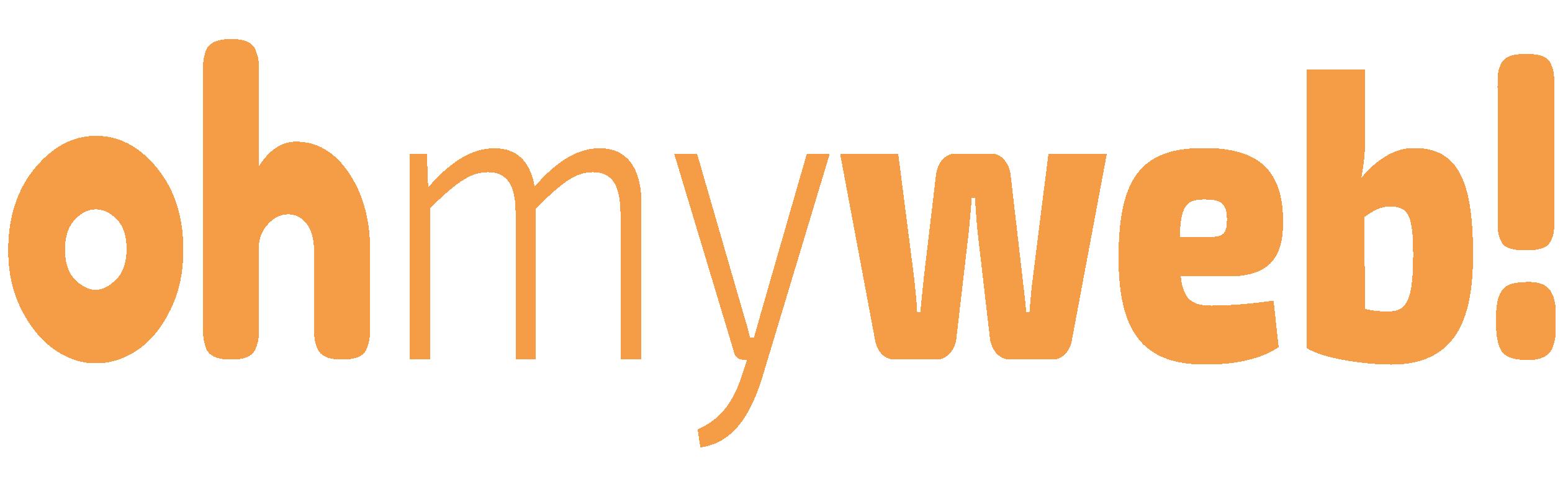 Diseño web Madrid | Oh My Web! Agencia de diseño web España